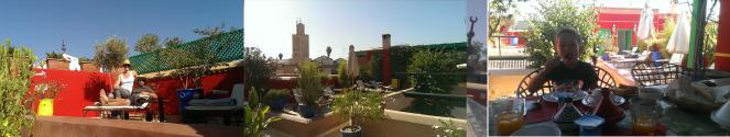 riad terrace
